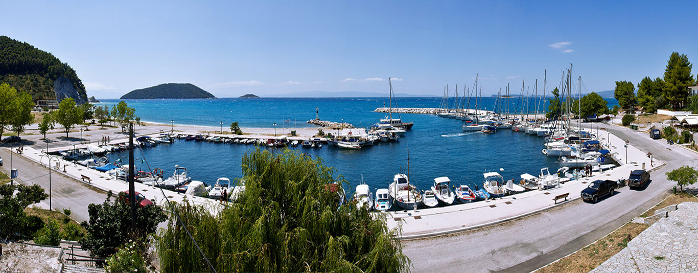The Elios' Marina